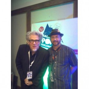 Martin Atkins (@Marteeeen on twitter) at Halifax Pop Explosion 2011