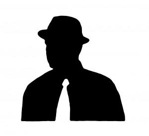 Silhouette Logo by Seth Graham (twitter : @Brinkofink)
