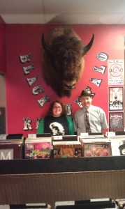 Tara Thorne and Heartbreak A Stranger at Black Buffalo Records