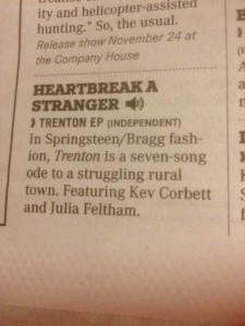 The Coast Fall Preview for Trenton EP