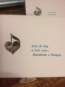 Letterpress Card 2