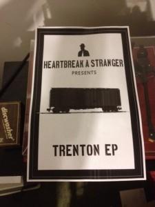Trenton EP Poster 11x17