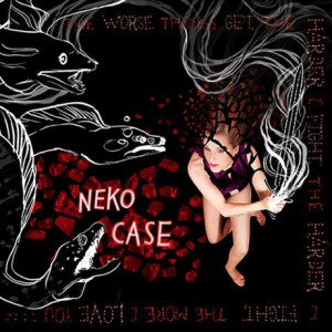 Neko_Case - The Worse Things Get...